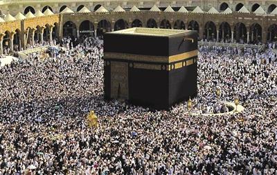 穆斯林齐聚麦加 天房 祈祷 -市场星报社多媒体数字报刊平台
