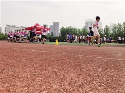 探访合肥中考体育现场:超9成考生选择跳绳